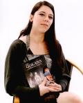 Stéphanie Sylvain, auteure de l'imaginaire