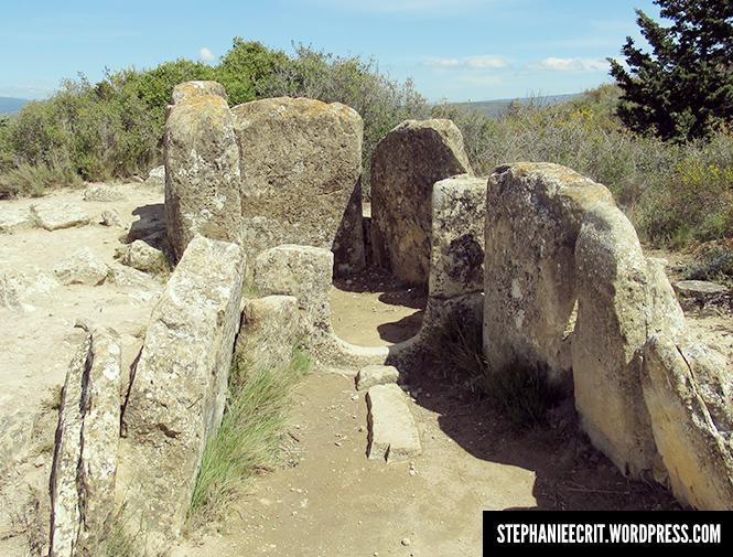 11 - Sur les traces du roi des ombres - Dolmens de Artajona