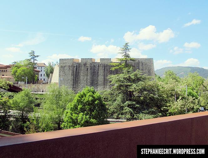 11 - Sur les traces du roi des ombres - Fort de San Bartolome