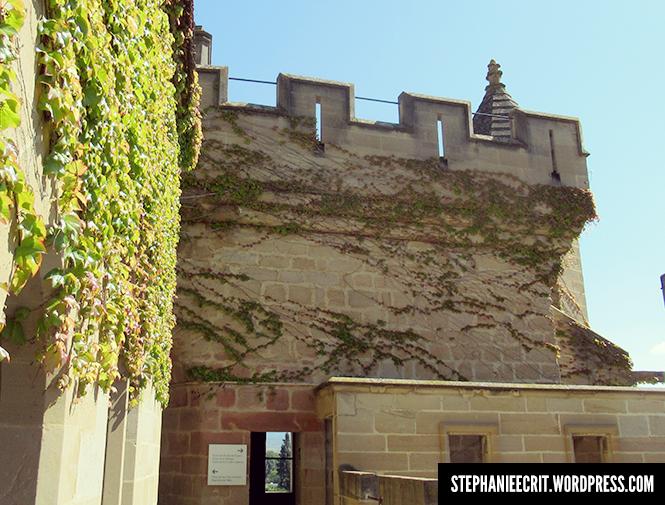 12 - Sur les traces du roi des ombres - Château d'Olite