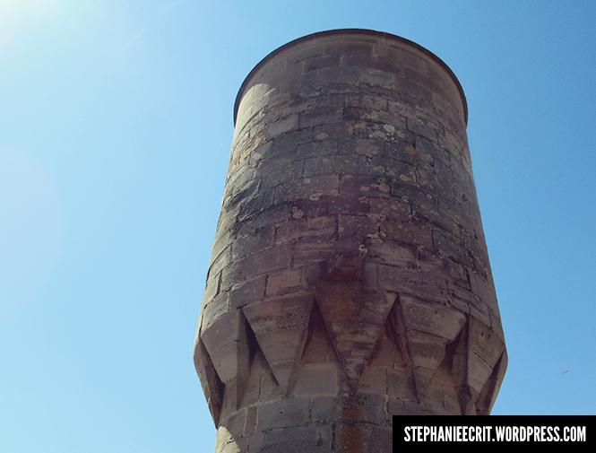 12 - Sur les traces du roi des ombres - Réservoir d'eau