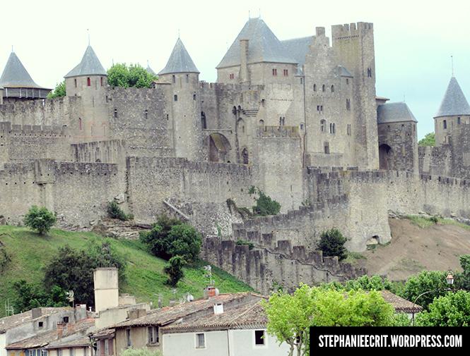 08 - Sur les traces du roi des ombres - Carcassonne
