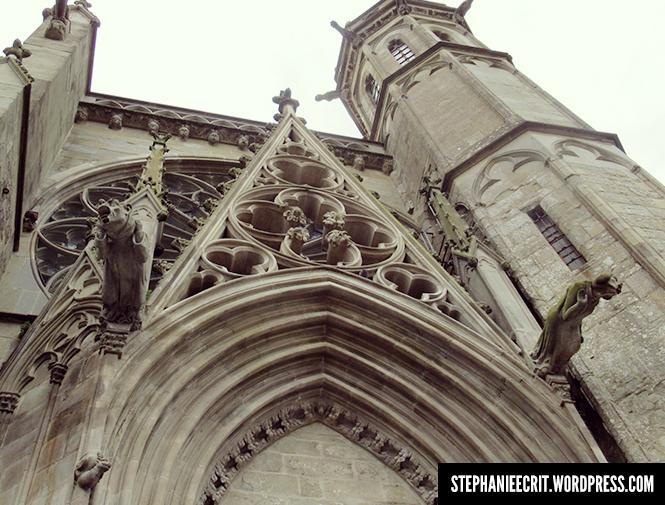 08 - Sur les traces du roi des ombres - Basilique Saint-Nazaire