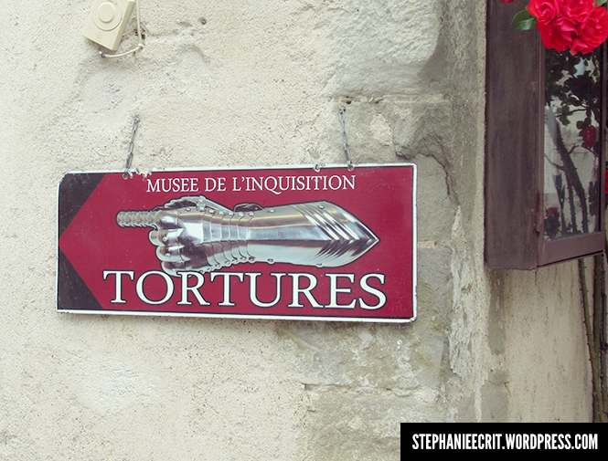 08 - Sur les traces du roi des ombres - Musée de l'Inquisition