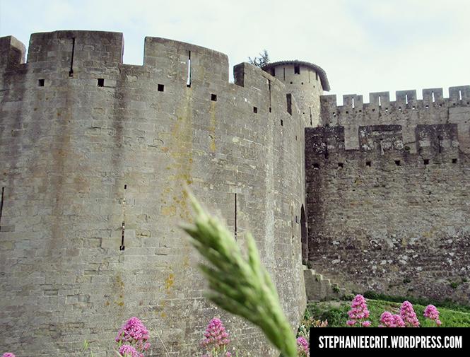 08 - Sur les traces du roi des ombres - Cité de Carcassonne