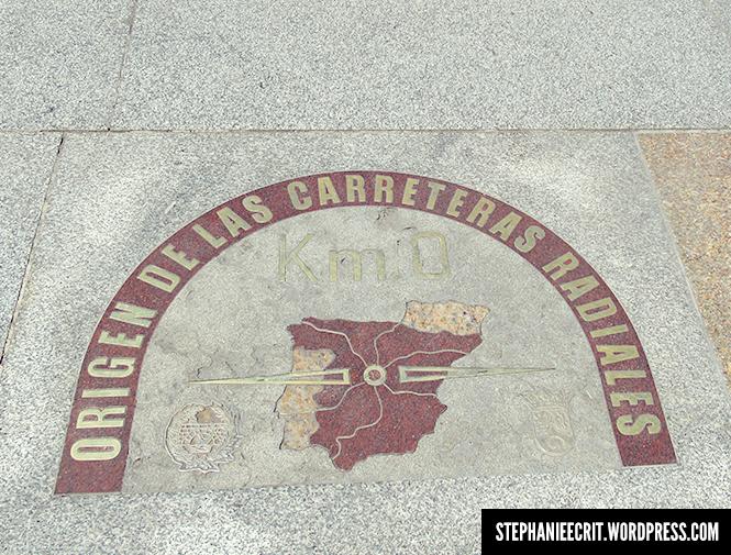14 - Sur les traces du roi des ombres - Madrid centre de toutes les cartes