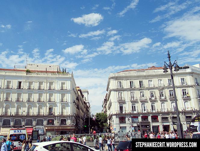 14 - Sur les traces du roi des ombres - Plaza Madrid