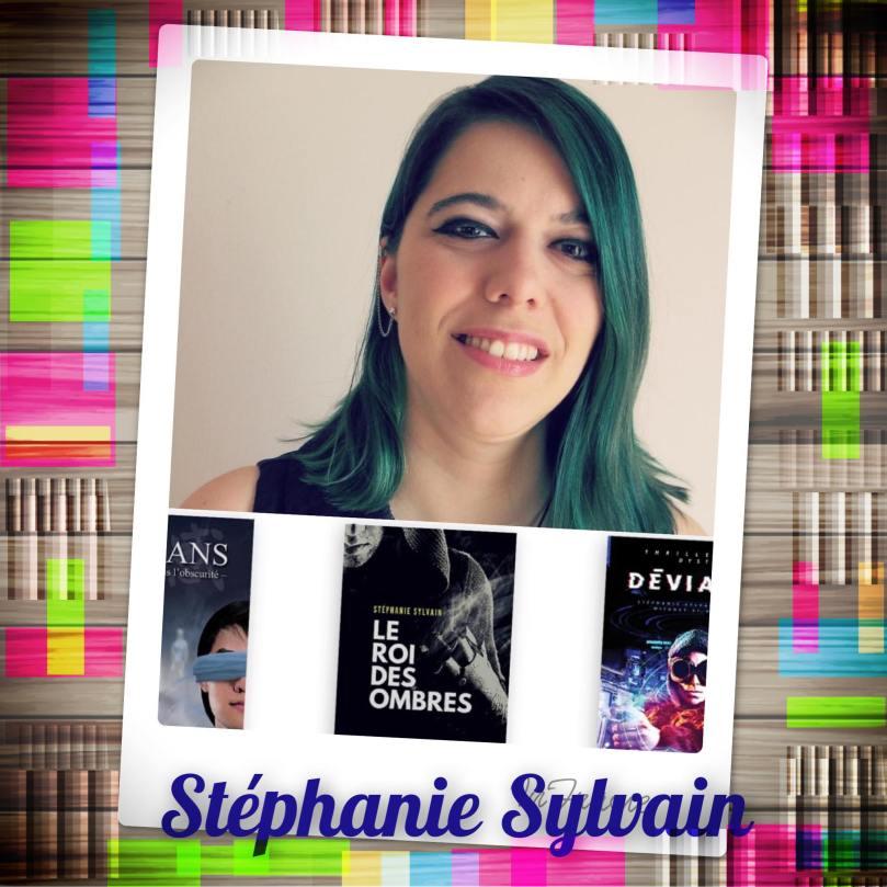 Stéphanie Sylvain sur le blogue Dans les mondes d'une maman
